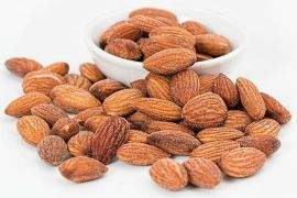 Almonds are good for improving your brain capabilities