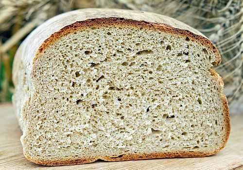 Any type of bread is not good on a fat loss diet