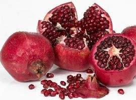 Pomegranate has many immunity boosting properties