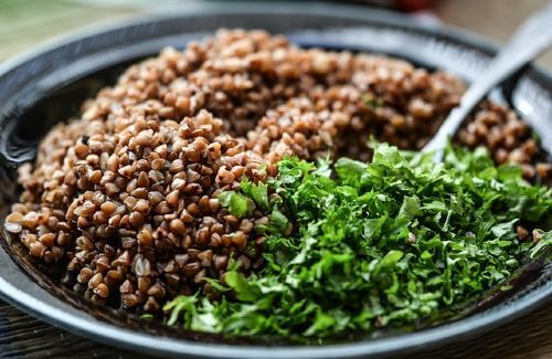 Buckwheat is an excellent low glycemic Indian food with high nutrition value.